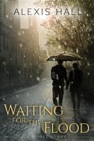 Waiting for the Flood (cover art) by RiptidePublishing
