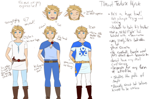 Tim Full Ref by Doctor-Y-Lime
