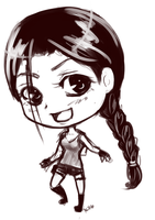 Little Lara by kittenangel116