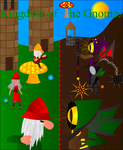 Kingdom of the Gnomes Cover by ISawEverything