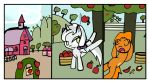 Opal's life 48 (with Garfield) by Helsaabi