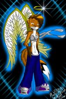 TomBoy Angel by MidNight-Vixen