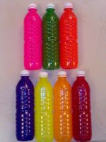 neon bottles by RaZero0
