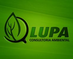 Lupa - Loupe logo by tutom