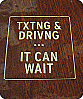 Txtng n Drivng by RanebowStitches