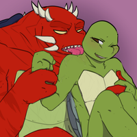 TCEST(ish)- Squeaky clean by ashitarimai