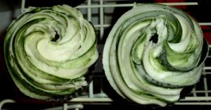 Swirled Colored Cupcakes 2 by InkArtWriter