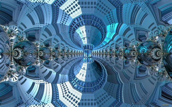 Hall Of Mirrors by jim373
