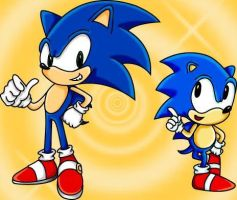 Sonic Generations by TailsXCream3