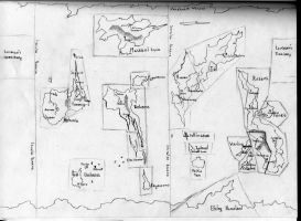 Map Of Unknown World by fax-celestis