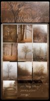 Misty Wood 2 backgrounds by moonchild-ljilja