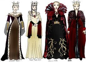 DH Nereza Costumes by Selinelle