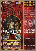 Event Poster: Carnival of Blood by DeathsProdigy