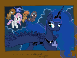 Children of the Night by alexanderhunt88