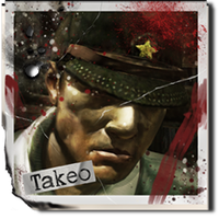 takeo from nazi zombies by LOLMANIC45