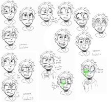 Expressions practice! by Criselia22