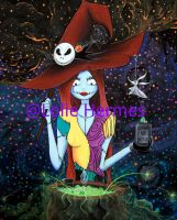 The Nightmare Before Sally watermarked by Robono