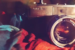 Old Thought Old camera by Mokanaka