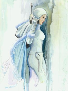 Padme by BrianRood