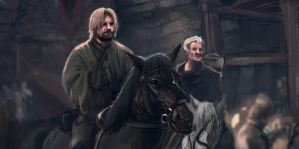 Game of thrones-Quick study by Dragonflamebg