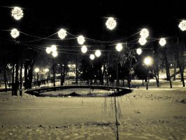 Winter Deco by JoeGP