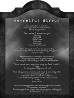 + Regretful Mirror + by Cutiet96