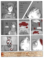 Silent Hill Comic Page 1 by TheDarkLordCreator