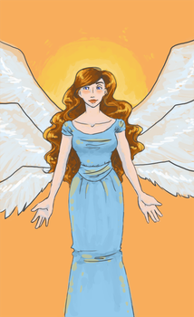 SS: Angel of Light by awesomeSammich