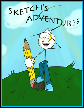 Sketch's Adventure Cover by TheHackingRotom