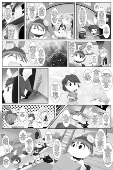 A Treasure Worth Cleaning For - Pg. 1 of 2 by BetaCicada
