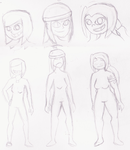 SnS Body Type Headcanons by automatic-disaster