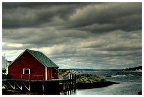 Peggy's Cove 1 by mikechro