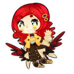 Chibi extra by Nelliette