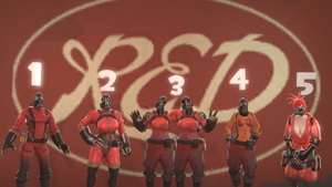 Which one is your favourite Female Pyro? by DarknessRingoGallery