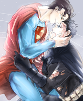 SuperBat by YitJulia