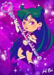 Sailor Pluto by K-Bo. by kevinbolk