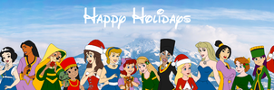 Happy Holidays by SelenaEde