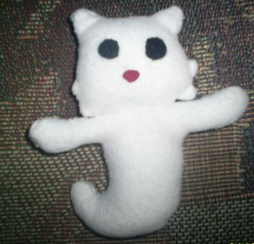 Boo Cat by girl0in0question