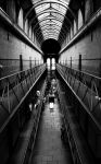 The Old Melbourne Gaol by ValerieGB