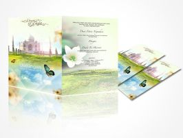 wedding Invitation by gilang2007