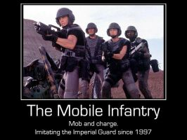 Mobile Infantry by DJ-Anarchy