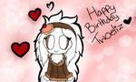 Happy Birthday Liz! x3 by amysonicforever