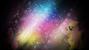 Fluttershy Background :D by Dexiom