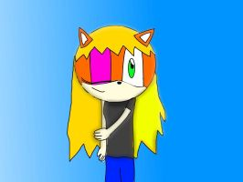 me in sonic by 222222555555