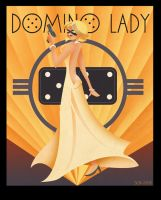 REMAKE: DOMINO LADY DECO by PaulSizer