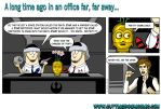 Office Wars: Episode II by CuttingRoom