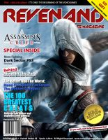 Revenand Magazine by magg1303