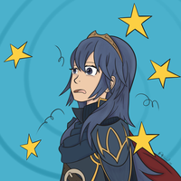 Dazed Lucina by HaloPrime