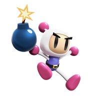 Bomberman Render 2 by Nibroc-Rock