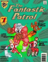 the fantastic patrol by ctdsnark